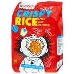Снек Doctor Benner Crispy Rice с красной паприкой 50г