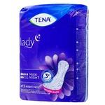 Прокладки Tena Lady Maxi Night урологічні 12шт