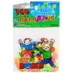 Zed Water Balloons 100pcs