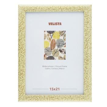 Рамка Velista для фотографии бежевая 15*21см