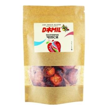 Чіпси фруктові Dжmil полуничні 40г - купити, ціни на Ашан - фото 1