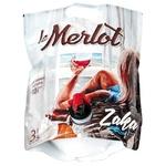 Вино Котнар Мерло красное полусладкое 10,5% 3л