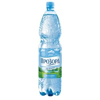 Prozora Noncarbonated water 1,5l
