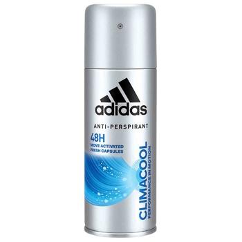 Дезодорант-антиперспирант Aadidas Climacool для мужчин 150мл