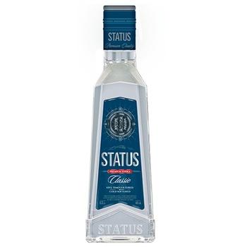 Горілка Status Classic 40% 0,2л - купити, ціни на МегаМаркет - фото 1