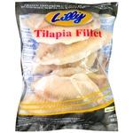 Тилапия Lilly филе замороженная 800г