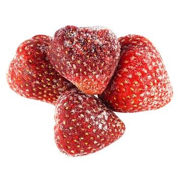 Fresh-frozen Strawberries - buy, prices for Auchan - photo 1