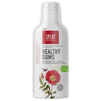 Ополаскиватель полости рта Splat Здоровые десны 275мл