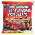 Фасоль Tong Garden Чили жареная 60г