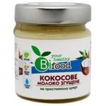 Молоко сгущенное Mac Day кокосовое на тростниковом сахаре 240г