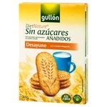 Gullon Diet Nature Cereal Sugar-Free Cookies 216g
