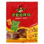 Цукерки жувальні Pedro Ведмежата 80г