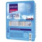 Оселедець Norven в олії 1кг