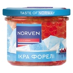 Norven trout grain-growing caviar 110g