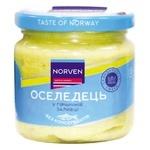 Norven Herring in Mustard Sauce 190g