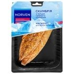 Norven With Pepper Hot Smoked Mackrel Fillet 300g