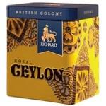 Чай чорний Richard Royal Ceylon ж/б 50г