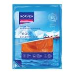 Форель Norven холодного копчення нарізана 120г