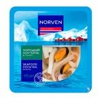 Коктейль морской Norven в рассоле 170г