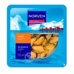 Мидии Norven подкопченные в масле 170г