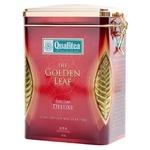 Qualitea The Golden Leaf Full Leaf Deluxe Black Tea 250g