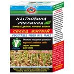 Клетчатка Golden Kings of Ukraine растительная солод ржаной диетическая добавка 190г