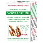 Диетическая добавка Golden Kings of Ukraine Клетчатка растительная зародышей пшеницы 190г