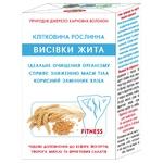 Клітковина Golden Kings Of Ukraine дієтична з висівок жита 160г