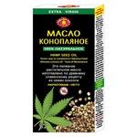 Hempseed oil Golden Kings of Ukraine extra virgin 100ml