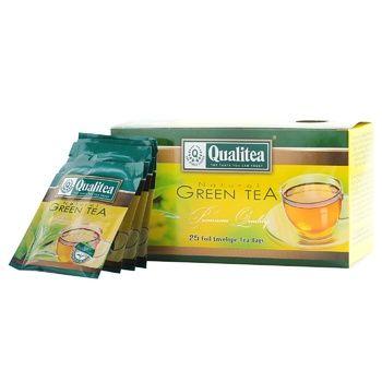 Quality green loose tea 2g*25pcs - buy, prices for Novus - photo 3