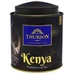 Чай черный Thurson Носорог кенийский 100г