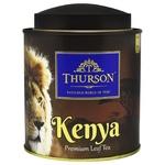 Чай чорний Thurson Лев 100г
