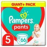 Подгузники Pampers Pants Junior 12-17кг 66шт