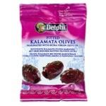 Delphi Kalamata Pitted Marinated Olives 60g