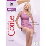 Колготы женские Conte Nuance 20ден р.4 Natural