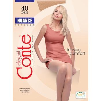 Колготы женские Conte Nuance 40ден р.3 Mocca