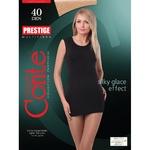 Tights Conte Prestige bronze polyamide for women 40den 88g Belarus