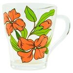 Кружка Galleryglass Нежные цветы 250мл