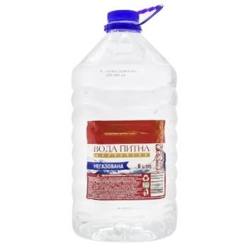 Ukrayinsʹka Zirka Water 6L