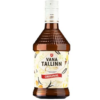Крем-ликер Vana Tallinn 16% 500мл - купить, цены на МегаМаркет - фото 1