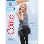 Conte Episode 50den Tights size 2 Natural