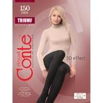 Conte Triumf 150 den Nero Tights for Women Size 2