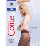 Колготы женские Conte Top 20ден р.2 Natural