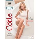 Колготы Conte Elegant Ideal 20 den nero женские размер 2