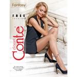 Колготки женские Conte Free Fantasy 20ден р.2 Bronz