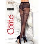 Conte Elegant Impress Fantasy Nero Women's Tights 20den 2s