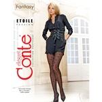 Колготки жіночі  Conte Etoile Fantasy 20ден р.2 Nero