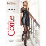 Колготки жіночі Conte Fantasy Perla 20ден р.4 Nero