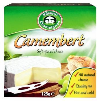 Сыр Kaeserei камамбер мягкий с плесенью 50% 125г