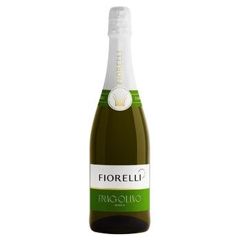 Напиток ароматизированный Fiorelli Fragolino Bianco на основе вина 7% 0,75л